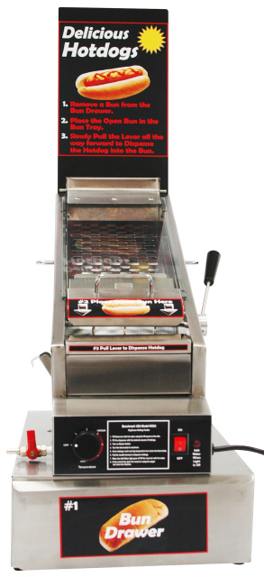Dog House Hot Dog Machine