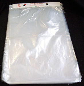 100 Count Clear Cotton Candy Bags View Images