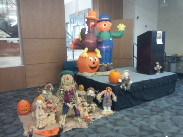 Thanksgiving Fall Inflatables