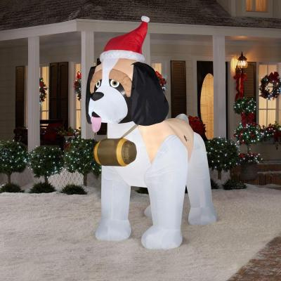 2015 Christmas Airblown Inflatables