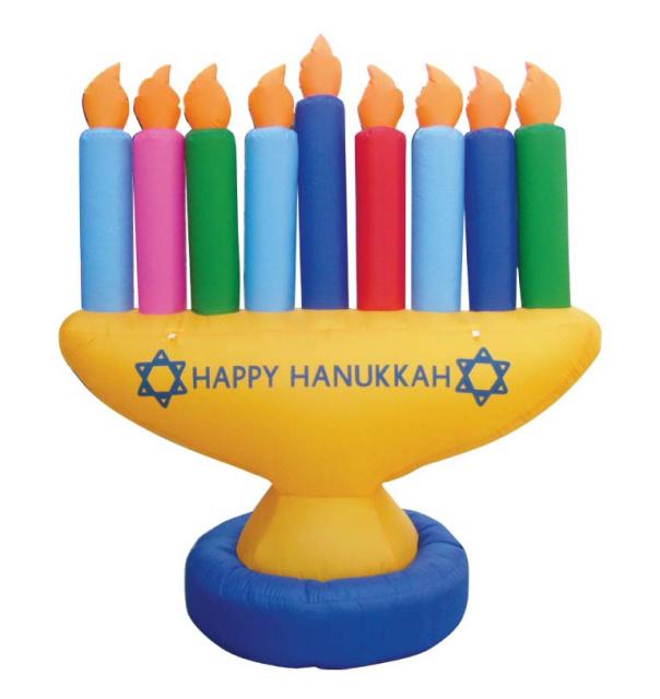 Hanukkah Inflatables