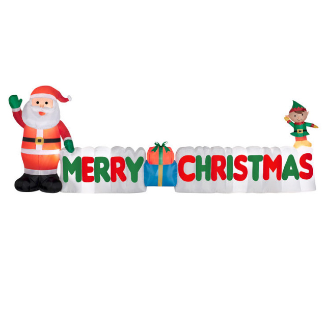 Standard Concesson Supply- Christmas Inflatables
