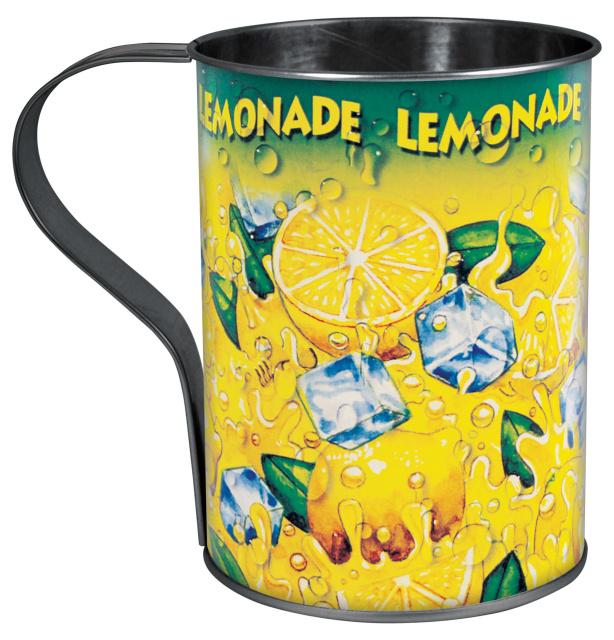 32 Oz Lemonade Tin Mug