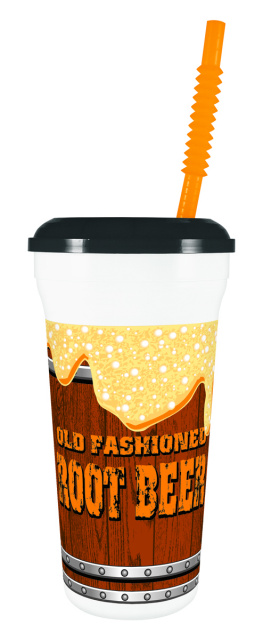 Root Beer Souvenir Cups