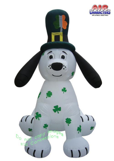 St Patricks Day Inflatables