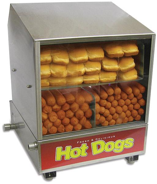 Used Hot Dog Steamer Machine