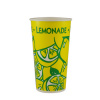 Lemons Design 20 oz Tall Paper Lemonade Cups