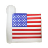 Patriotic Lighted American Flag Inflatable