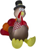 6 Foot Turkey Harvest-Thanksgiving Inflatable