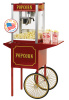 Paragon TP-4 oz Theater Style Popcorn Machine and Matching Cart Combo