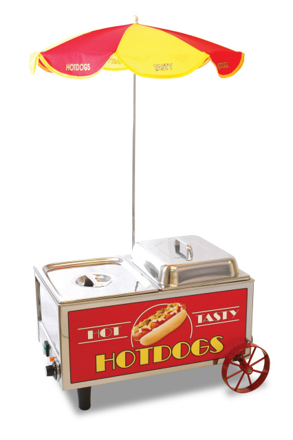 Commercial Hot Dog Machines