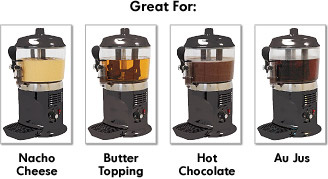 Hot Beverage Dispenser