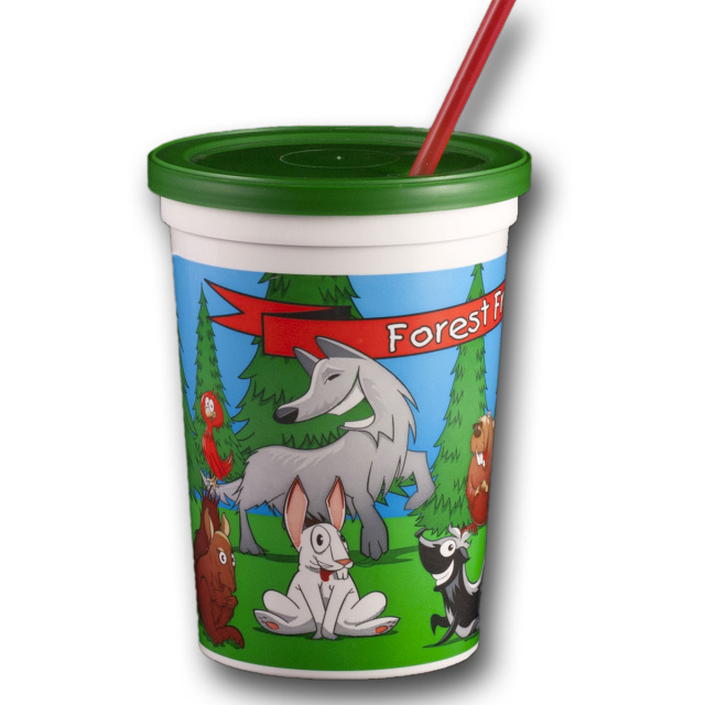 Childrens Fun Drink Cups