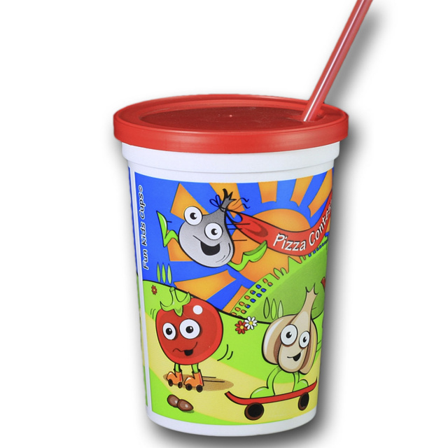 Children Drink Cups