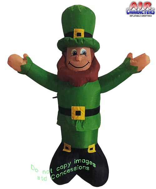 Leprechaun St Patrick's Day Inflatable