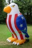 American Bald Eagle Patriotic Inflatable
