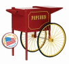 Popcorn Machine Cart for Paragon TP-8 and 1911-8 Original Machines
