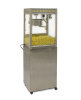 Benchmark USA Silver Screen 8 Popcorn Machine with Pedestal Base