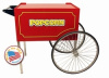 Classic Pop Cart for CLP 14 and 16 oz Popcorn Machines