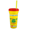 We Squeeze to Please 32 oz. Lemonade Cups