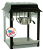 Paragon 1911 4 oz Black/Chrome Popcorn Machine