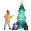 Christmas Tree with Gifts Inflatable
