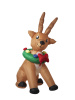 Animated Airblown Reindeer Christmas Inflatable