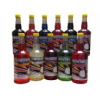 Frostee Quart Bottle of RTU Snow Cone Syrups