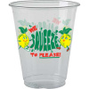 We Squeeze to Please 16 Oz Lemonade Cup