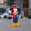 Mickey Yard Christmas Inflatable