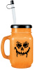 Pumpkin Jar Drink Cup