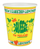 We Squeeze To Please 16 oz Paper Lemonade Cup