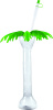 Clear 24 Oz. Palm Tree Cups