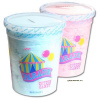 24 Pre-Packaged Cotton Candy Cups