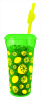 32 Oz Green Lemon Quench Souvenir Drink Cup