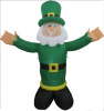 St. Patricks Day 6 Foot Leprechaun Inflatable