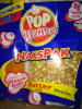 5 Count Packets of 4oz Pop Weaver Naks Pak Popcorn