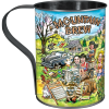 Mountain Brew Tin Mug