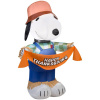 Harvest Snoopy Thanksgiving Inflatable