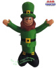 4 Foot Leprechaun With Hands Out St.Patricks Day Inflatable