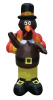 Sitting Turkey Thanksgiving Inflatable