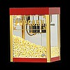 Star Jet 6 oz.Red and Gold Antiuqe Style Popcorn Machine